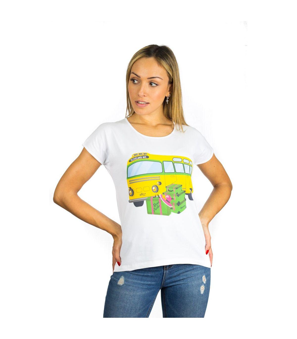 Camiseta Parks Bus